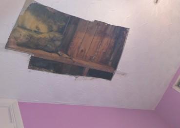 New Plasterboard Ceilings